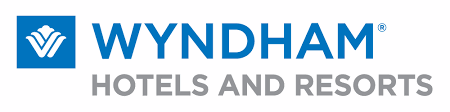 Logotipo de Wyndham hotels and resorts