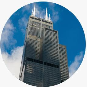 photo of Willis Tower formely known as The Sears Tower