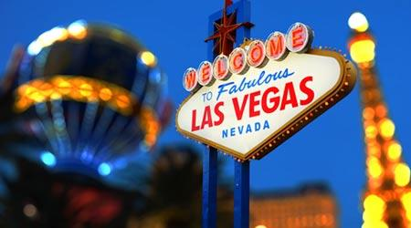 photo of Las Vegas sign