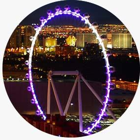 photo of Higher Roller Ferris Wheel in Vegas