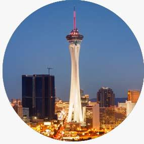 photo of Stratosphere Tower in Vegas