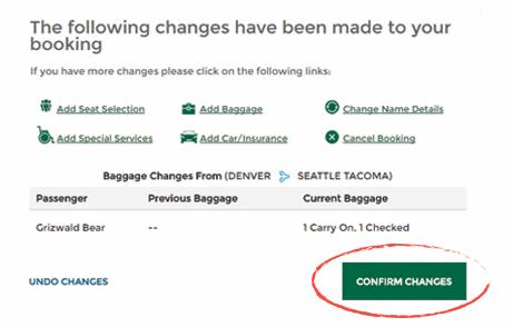 How to Buy Bags   Frontier Airlines