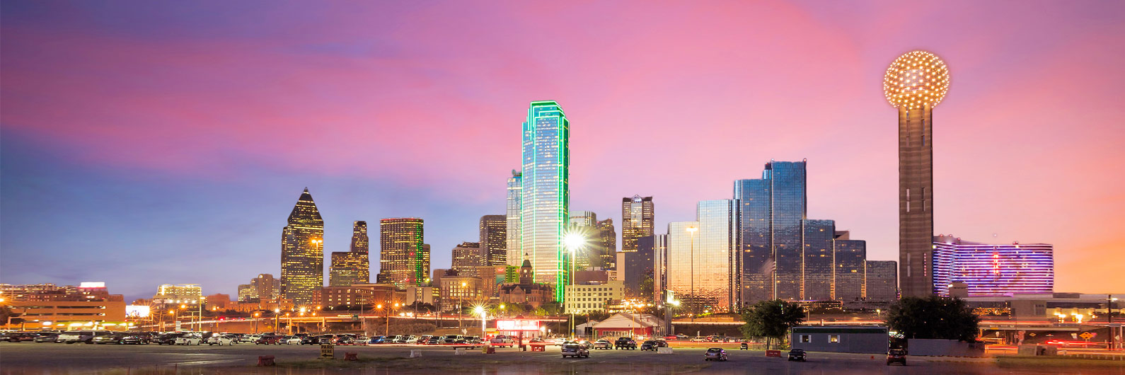 Enterprise Rent-A-Car has many convenient car rental locations throughout Dallas including Dallas/Fort Worth International (DFW) or Love Field (DAL) Airports.