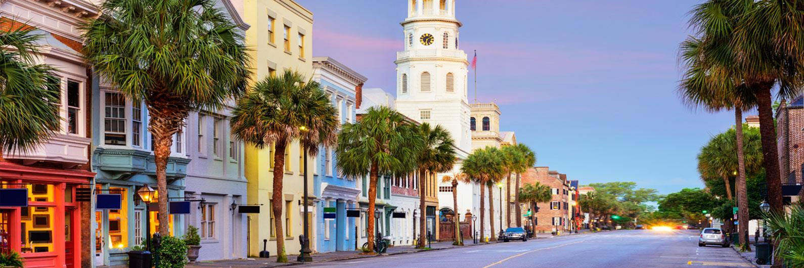 Book Flights To Charleston Chs Frontier Airlines